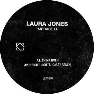 "Laura Jones/EMBRACE (WITH RMXS) 12"""