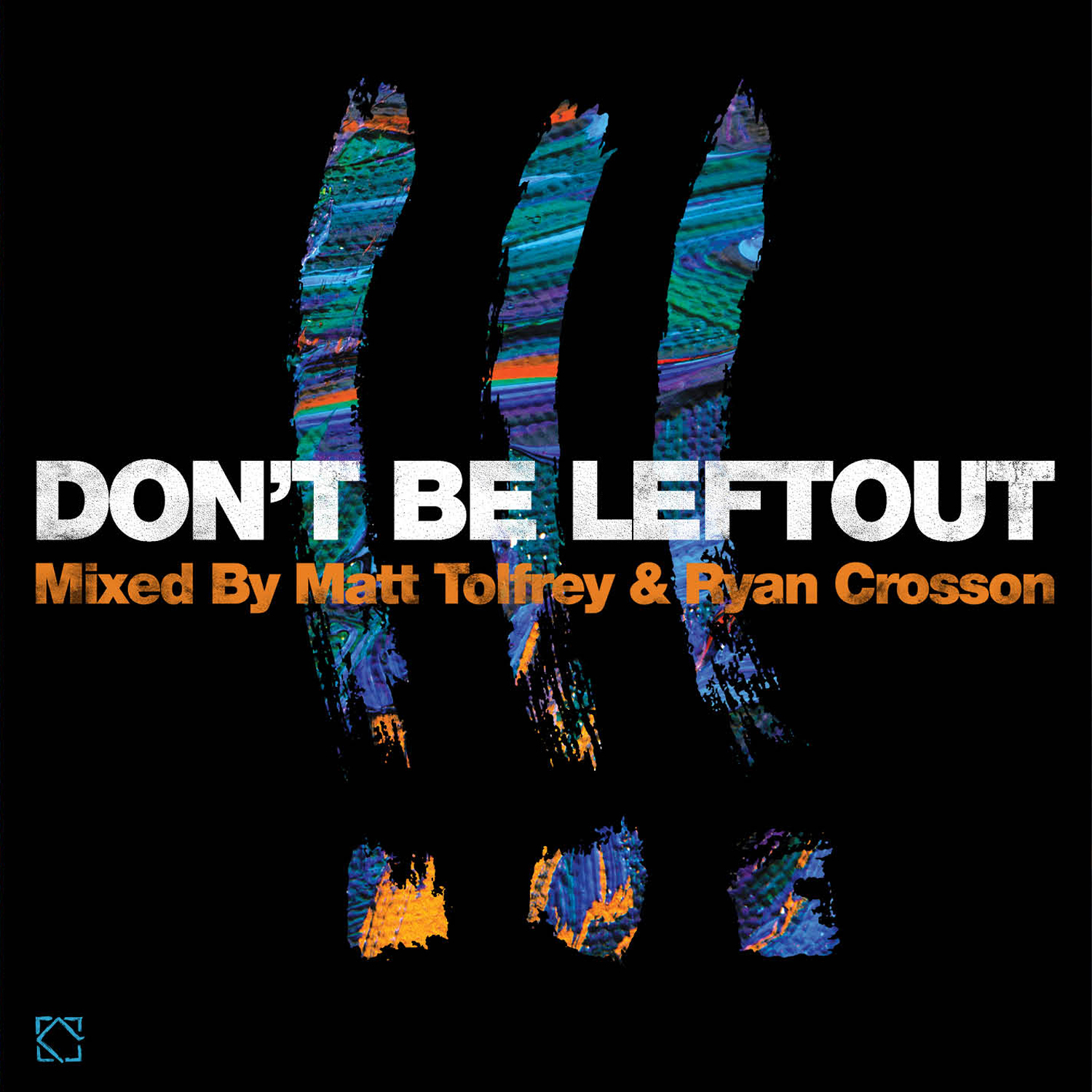 Various/DON'T BE LEFTOUT CD