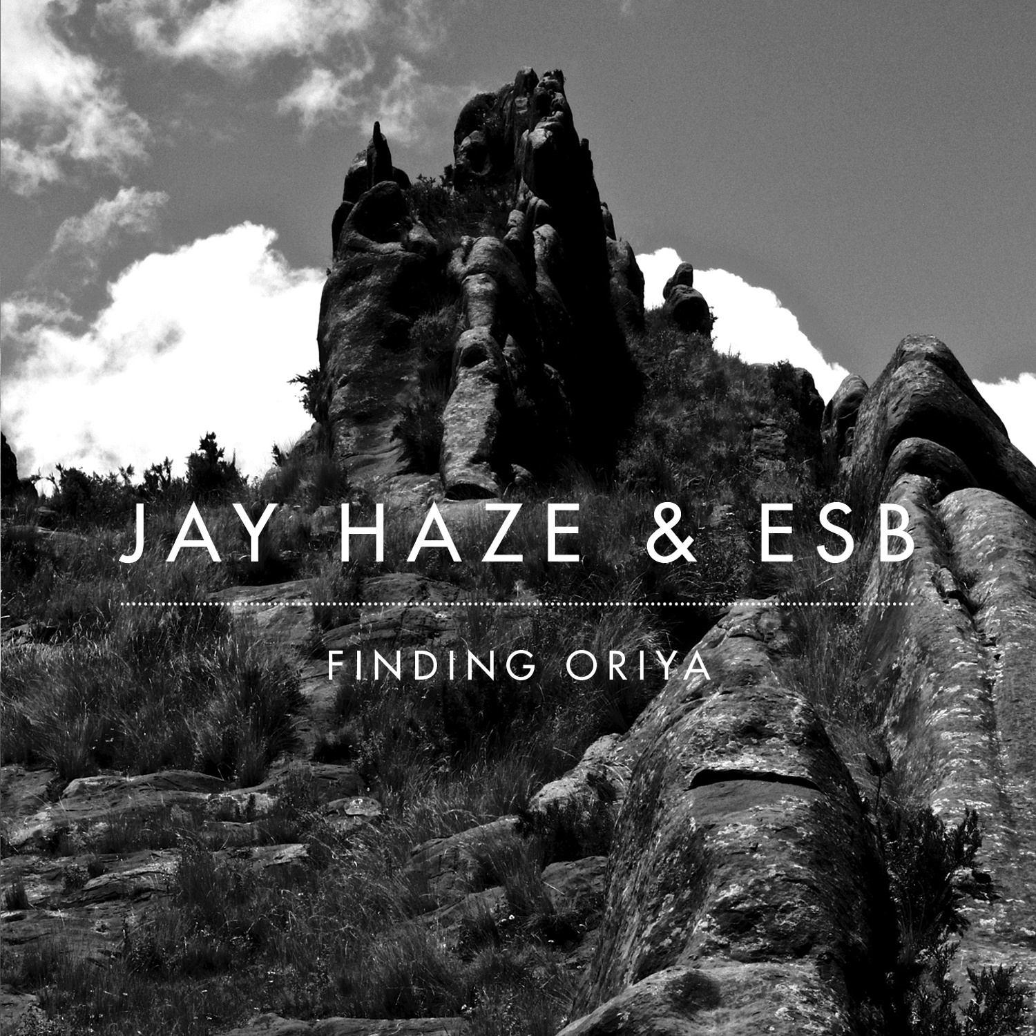 Jay Haze & ESB/FINDING ORIYA CD