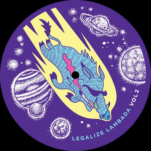 """Albion/LEGALIZE LAMBADA VOL. 2 12"""""""