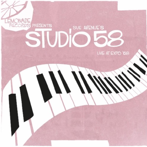 "Studio 58/LIVE AT EXPO '58 LP + 7"""