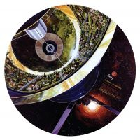"""40 Thieves/IN YOUR SPACE LTD 1-SIDED 10"""""""