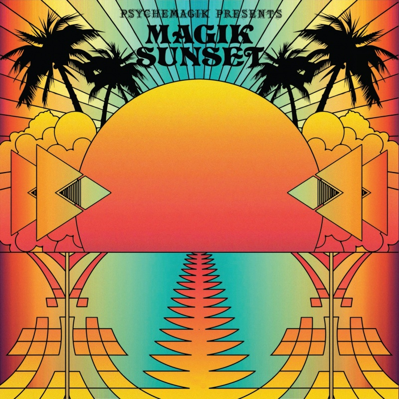 Psychemagik/PRESENTS MAGIK SUNSET #1 DCD