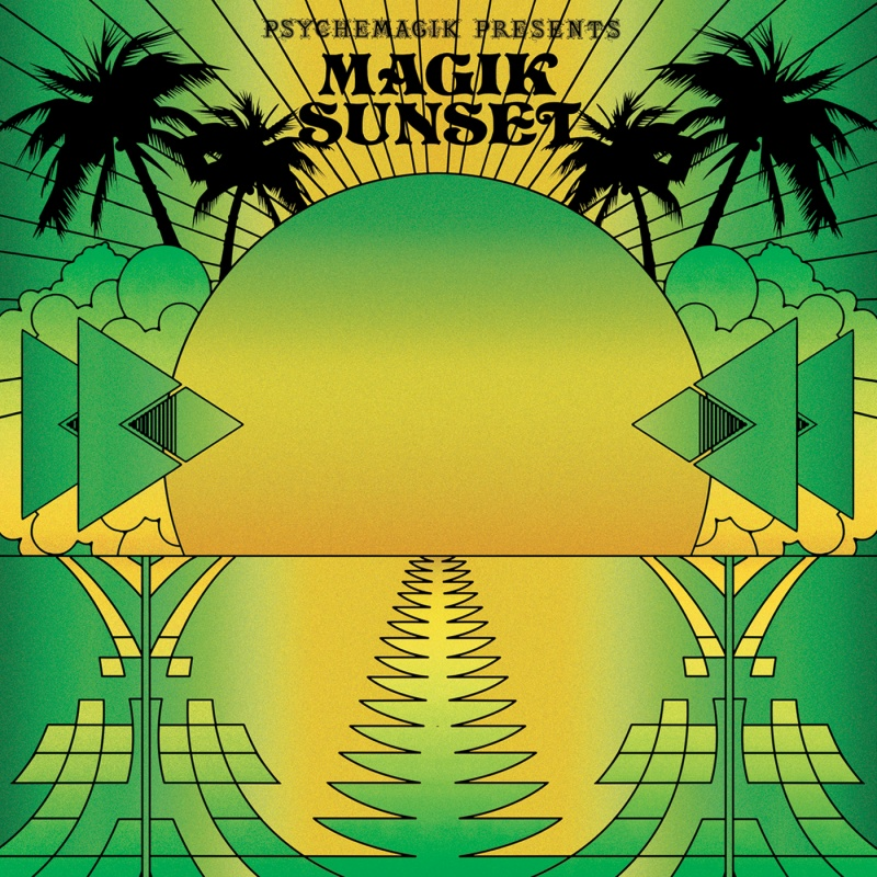 Psychemagik/PRESENTS MAGIK SUNSET #2 DCD