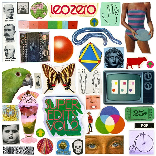 Leo Zero/SUPER EDITS VOL. 2 DCD