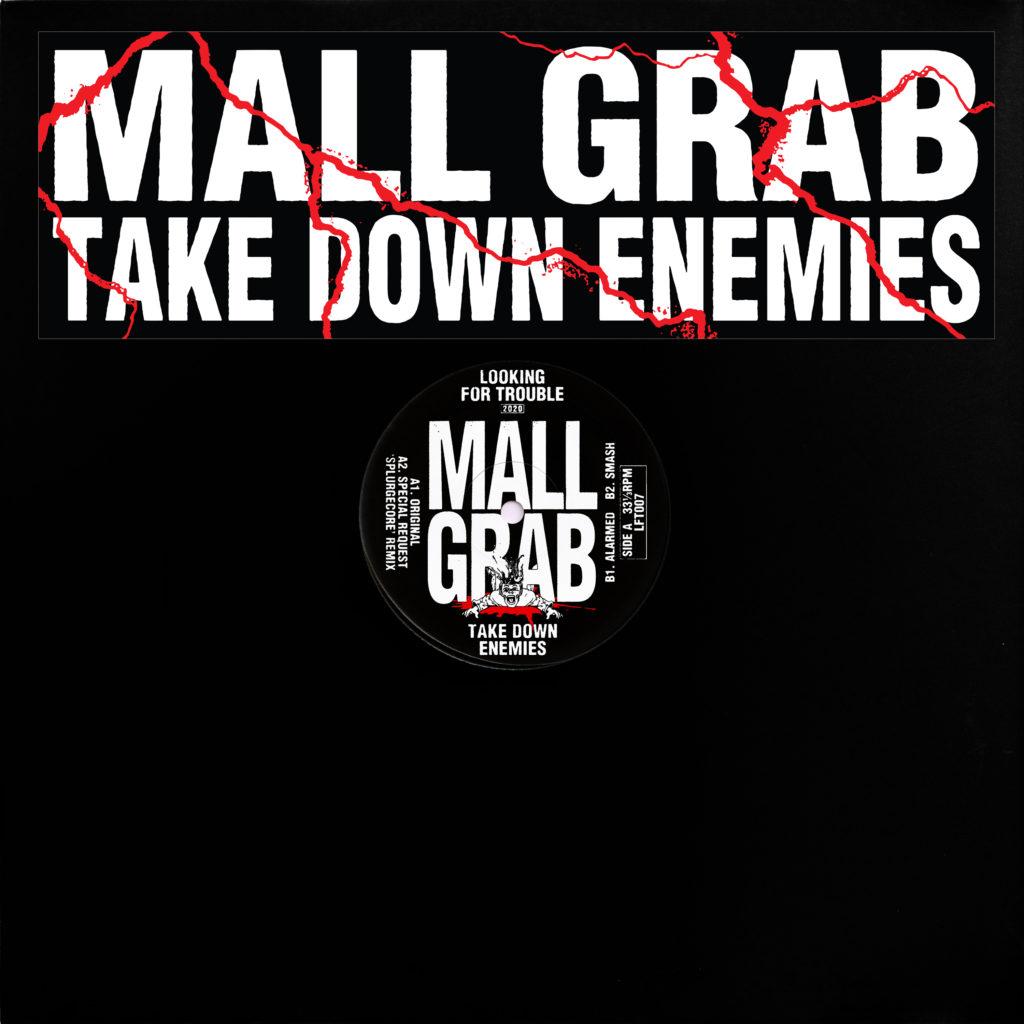 """Mall Grab/TAKE DOWN ENEMIES 12"""""""