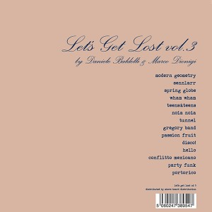 Various/LET'S GET LOST VOL. 3 CD