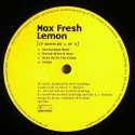 Max Fresh/LEMON EP 1 12""