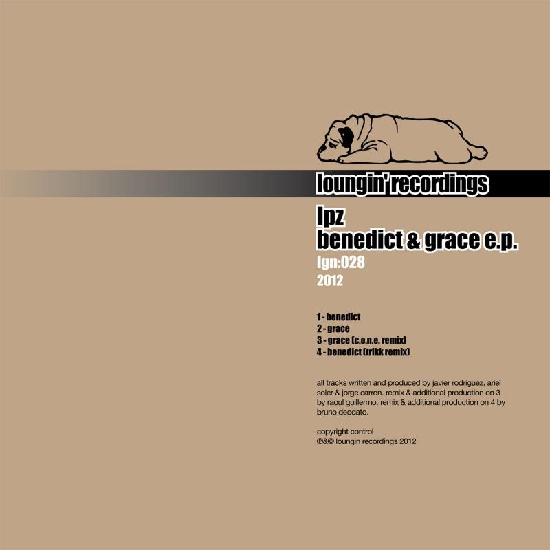 "LPZ/BENEDICT & GRACE EP 12"""