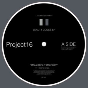 Project 16/BEAUTY COMES EP 12""