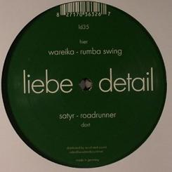 "Satyr & Wareika/ROADRUNNER  12"""