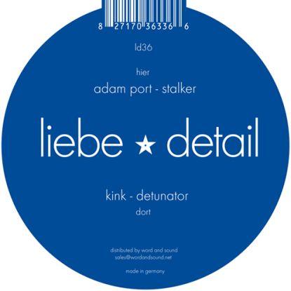 "Kink & Adam Port/DETUNATOR - STALKER 12"""