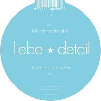 """Lovebirds & Leif/THE BEAST 12"""""""
