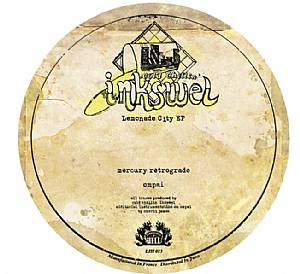 Cold Chillin' Inkswel/LEMONADE CITY 12""