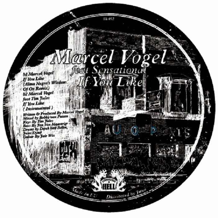 Marcel Vogel/IF YOU LIKE 12""