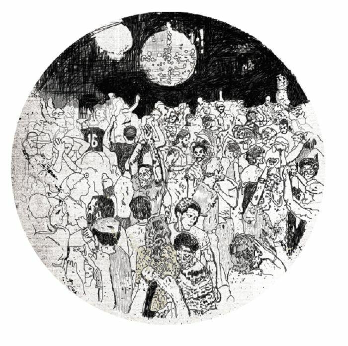"Alma Negra/SEDOWA EP 12"""