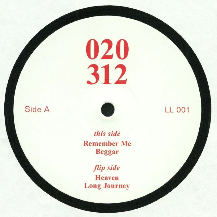 "Al-Tone/REMEMBER ME 12"""