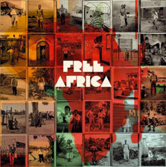 Various/FREE AFRICA 4CD BOX