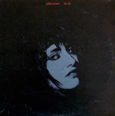 Lydia Lunch/13 13  CD