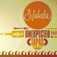 Makala/UNEXPECTED TAPAS  CD