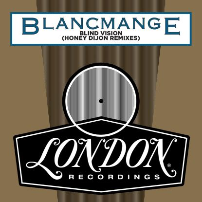 Blancmange/BLIND VISION-HONEY DIJON 12""