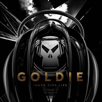 Goldie/INNER CITY LIFE (2020 RMX'S) 12""