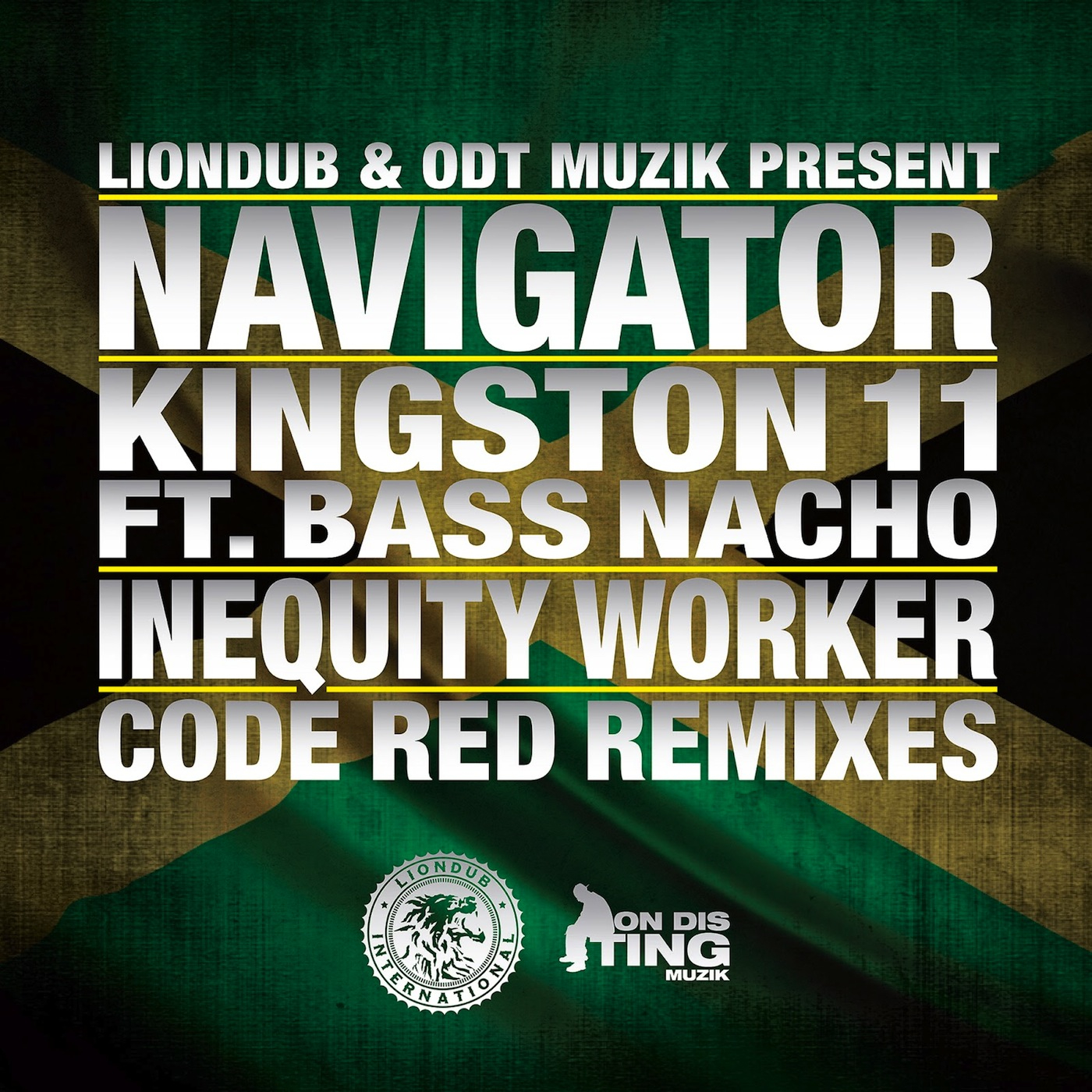 Navigator/KINGSTON 11 (CODE RED RMX) 12""