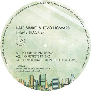 Kate Simko & Tevo Howard/THEME TRACK 12""