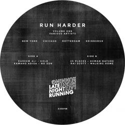 "Various/RUN HARDER VOL. ONE 12"""