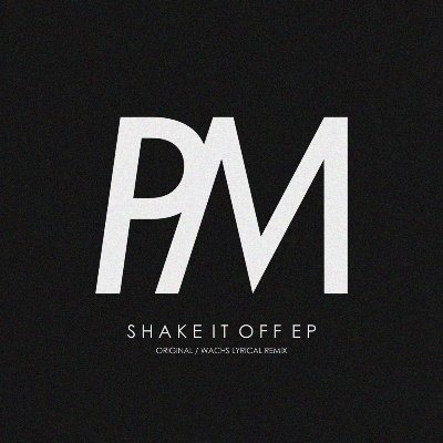 Pusherman/SHAKE IT OFF 12""