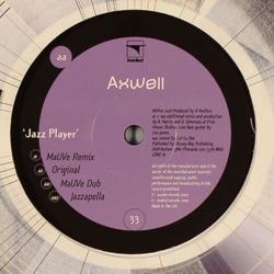 "Axwell/JAZZPLAYER 12"""