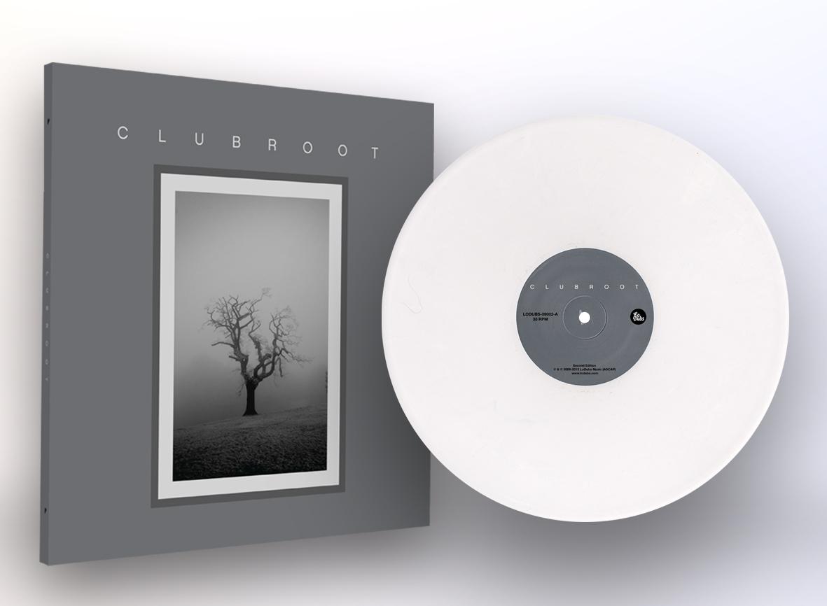 Clubroot/CLUBROOT I (BLACK VINYL) DLP