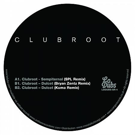"""Clubroot/REMIXES 1 12"""""""