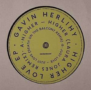 Gavin HERLIHY/HIGHER LOVE 12""
