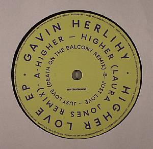 """Gavin HERLIHY/HIGHER LOVE 12"""""""