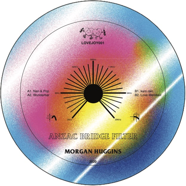 Morgan Huggins/ANZAC BRIDGE FILTER 12""