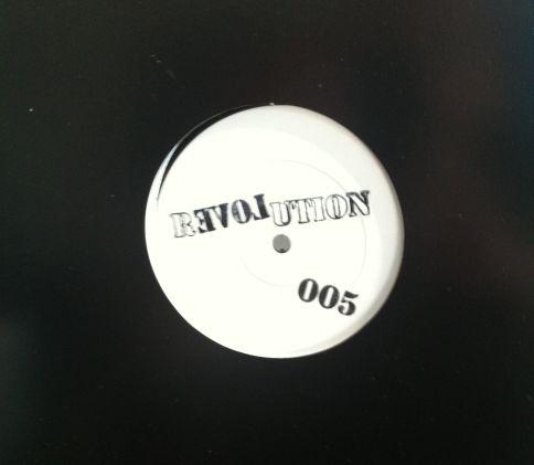 """DJ Nav & Cromby/LOVE REV 005 12"""""""