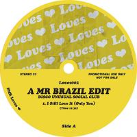 Mr. Brazil/DISCO UNUSUAL SOCIAL CLUB 12""