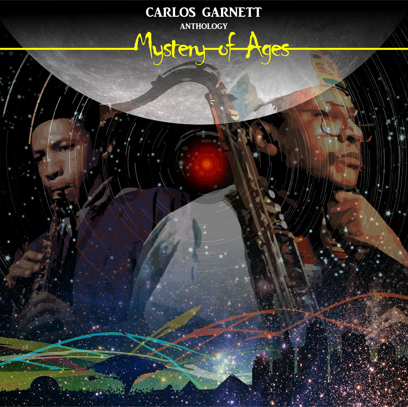 Carlos Garnett/ANTHOLOGY (RSD) DLP