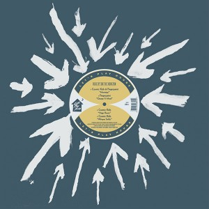 Cosmic Kids/REALITY ON THE HORIZON 12""