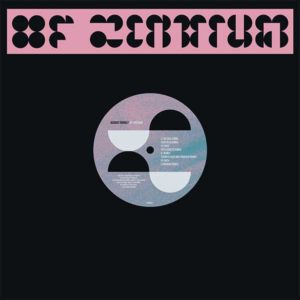 Jacques Renault/ZENTRUM REMIXES PT 2 12""