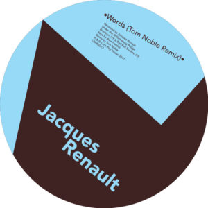 Jacques Renault vs Tom Noble/SPLIT 10""