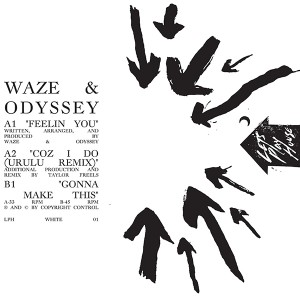 Waze & Odyssey/FEELIN' YOU 12""