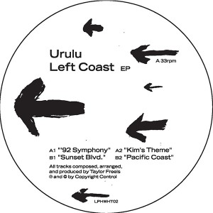 Urulu/LEFT COAST 12""