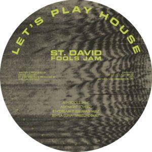 "St. David/FOOLS JAM 12"""