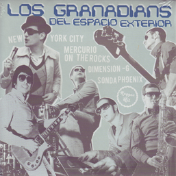 Los Granadians/NEW YORK CITY EP  7""