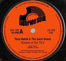 "Tony Hatch/SOUNDS OF THE 70""S 7"""
