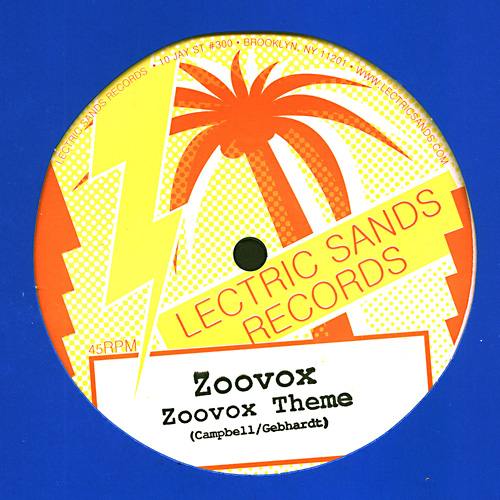 "Zoovox/ZOOVOX THEME 12"""
