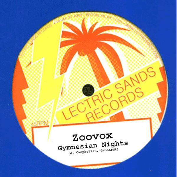 "Zoovox/GYMNESIAN NIGHTS EP 12"""
