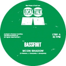 Bassfort/MOON SHADOW & MOON LIGHT 12""